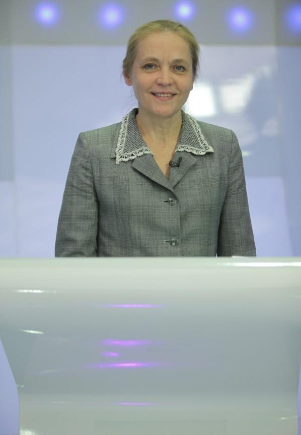 Е.А.Шувалова на телеканале Москва 24