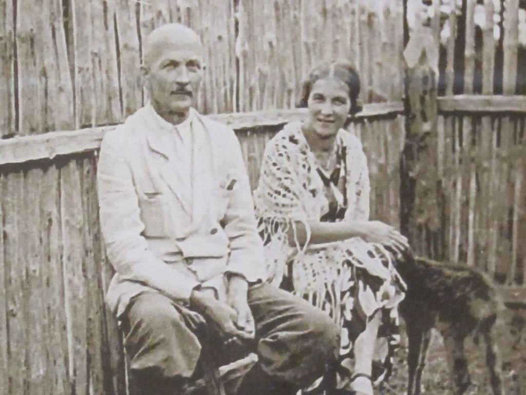 Люция и Казимир Дзержинские