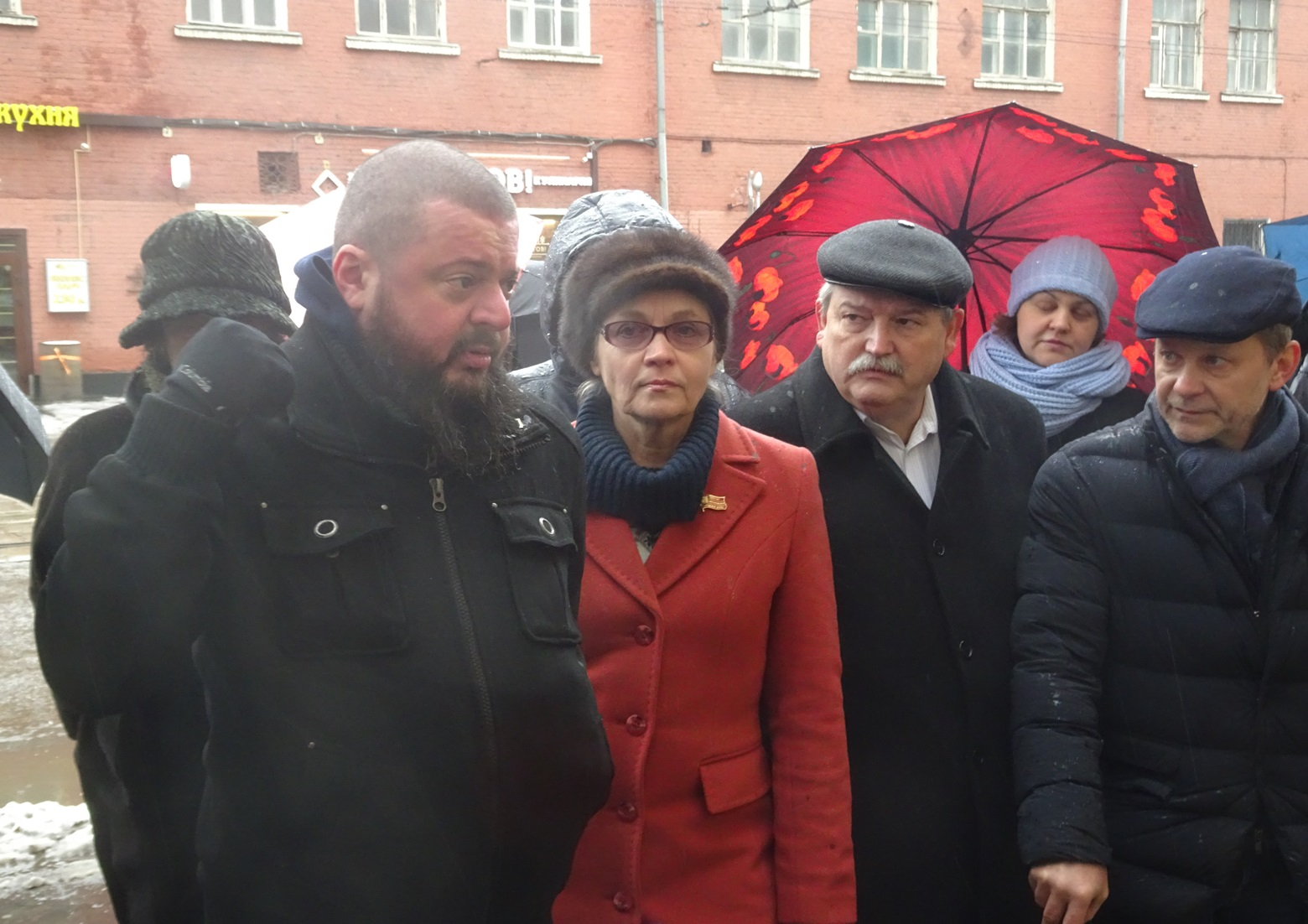 Буравкин, Шувалова, Кудряшов, Корнеев