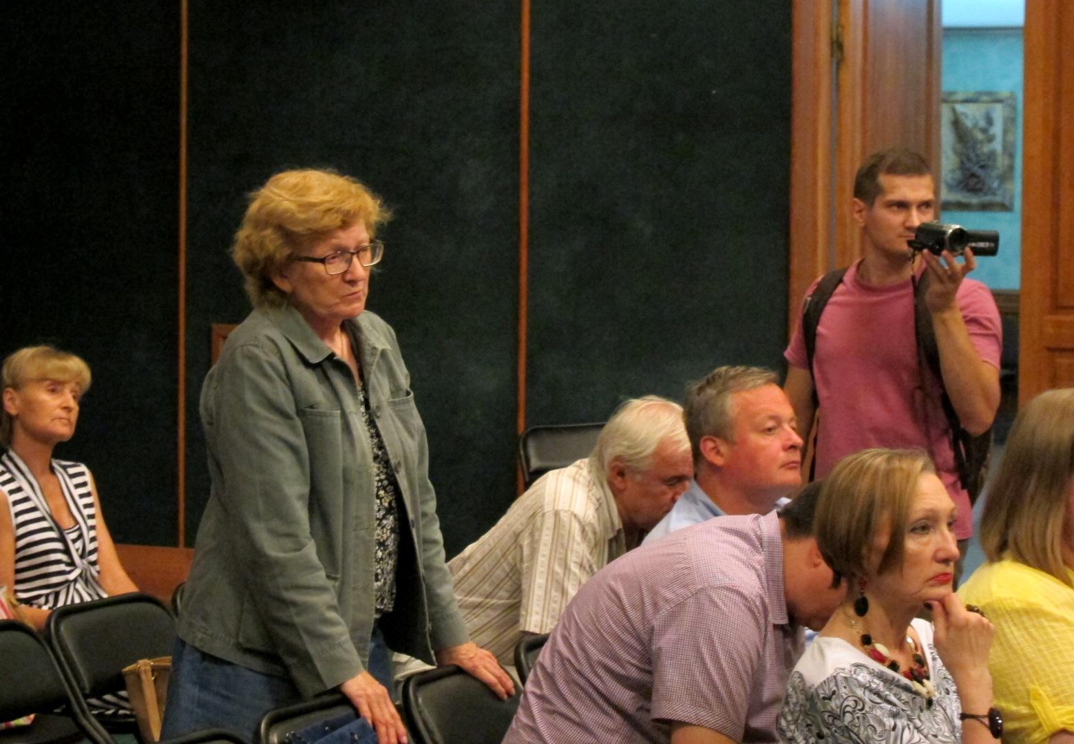 Встреча с избирателями в ДК СТИМУЛ